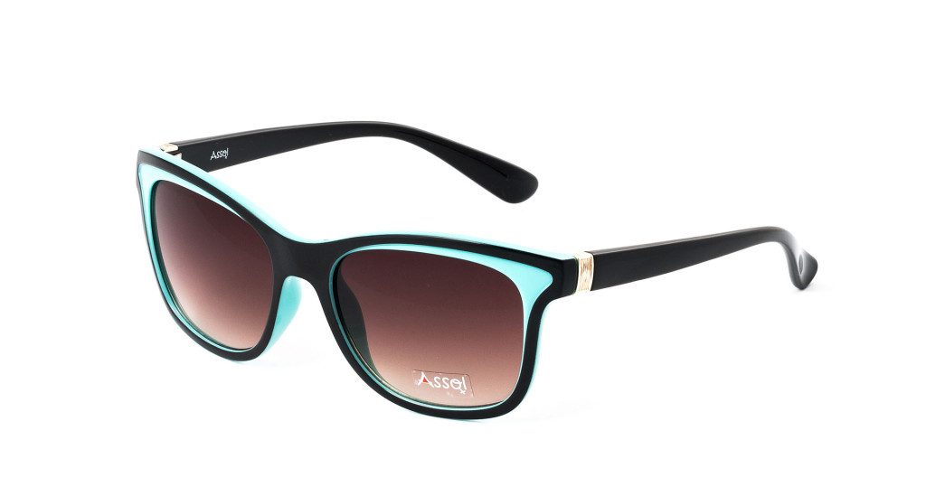 Assol 57069-Black-Tiffany пластик W UV