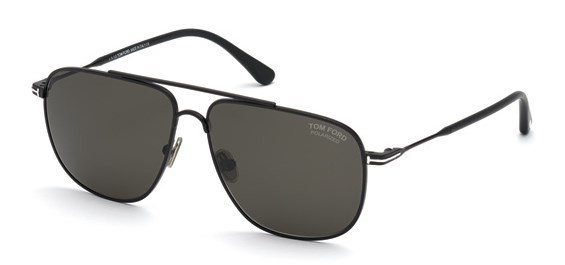 Tom Ford 815-02D металл M + футляр + салфетка