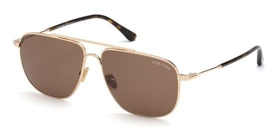 Tom Ford 815-28E металл M + футляр + салфетка