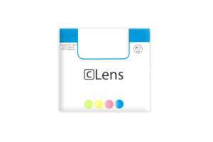 Линза очковая стигматическая +1,25 d70 i1,523 минеральная C-Lens Jiangsu Hongchen Optical Co., Ltd