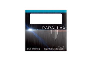 Линза очковая стигматическая 0 d70 i1,56 полимерная Parallax Blue-Blocking SC COVIS OPTIC CO., LTD.