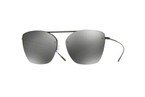 Oliver Peoples 1217S-50626G металл W UV + футляр + салфетка