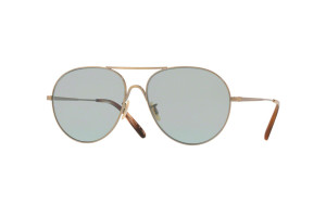 Oliver Peoples 1218S-503952 металл M UV + футляр + салфетка